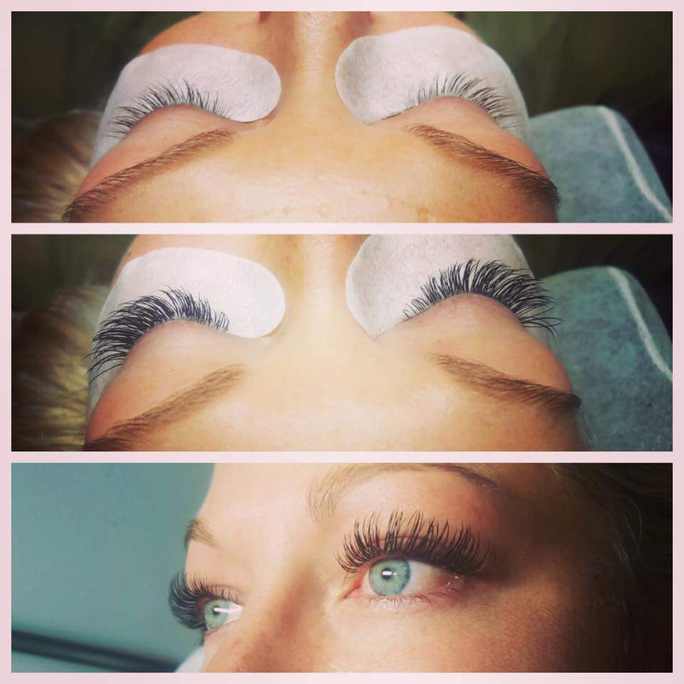 eyelash extensions grand rapids